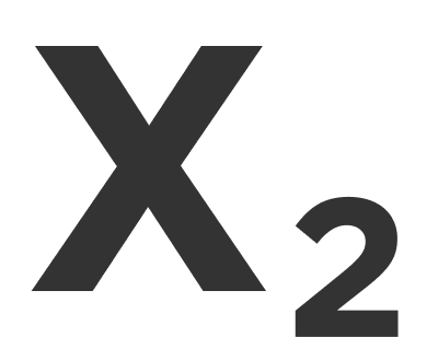 Sveća X2