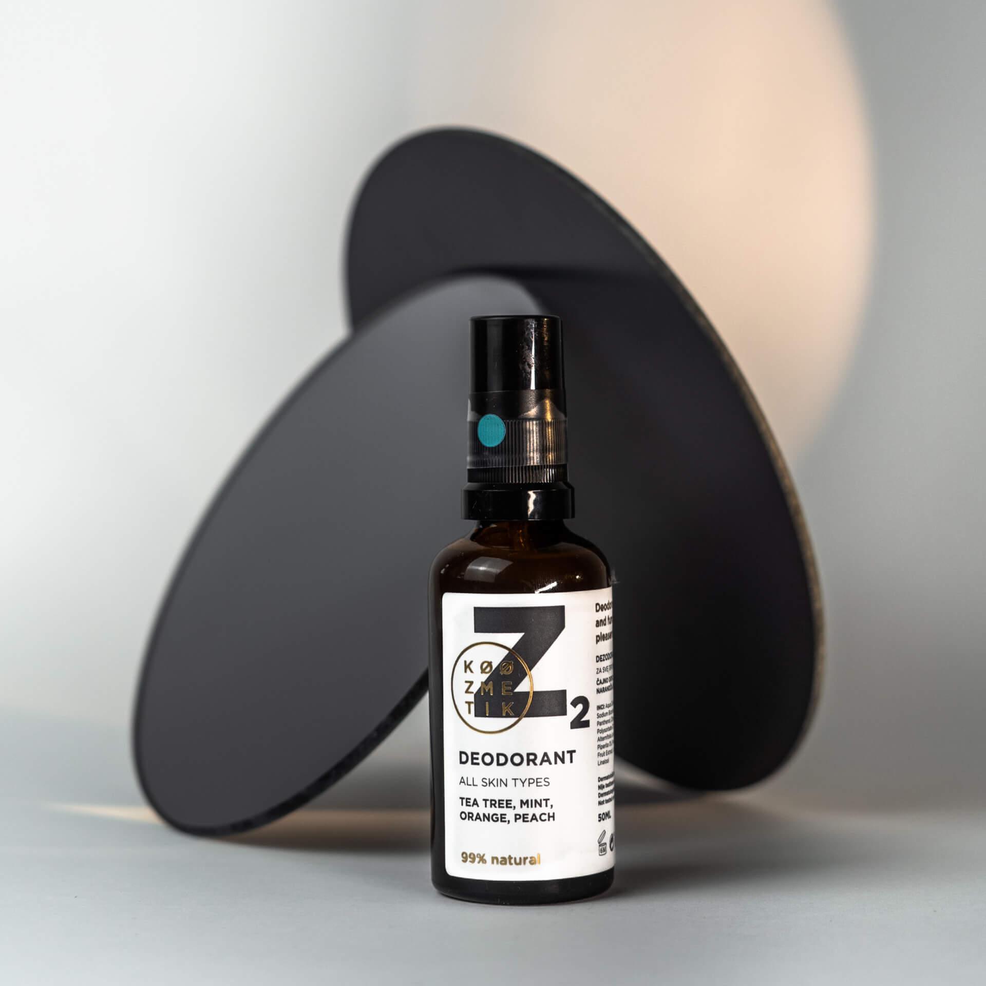 Dezodorans Z2 KOOZMETIK
