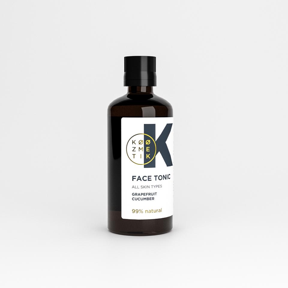 prirodni tonik za lice K koozmetik
