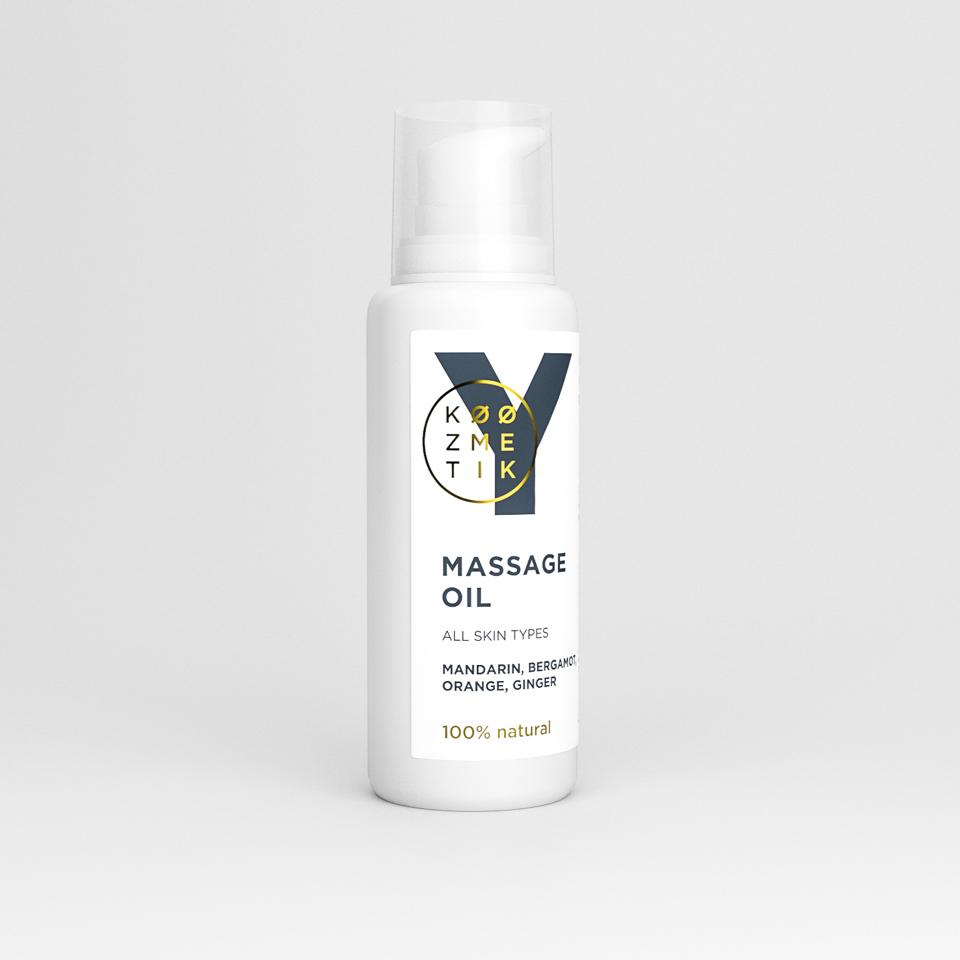 prirodno ulje za masažu Y koozmetik