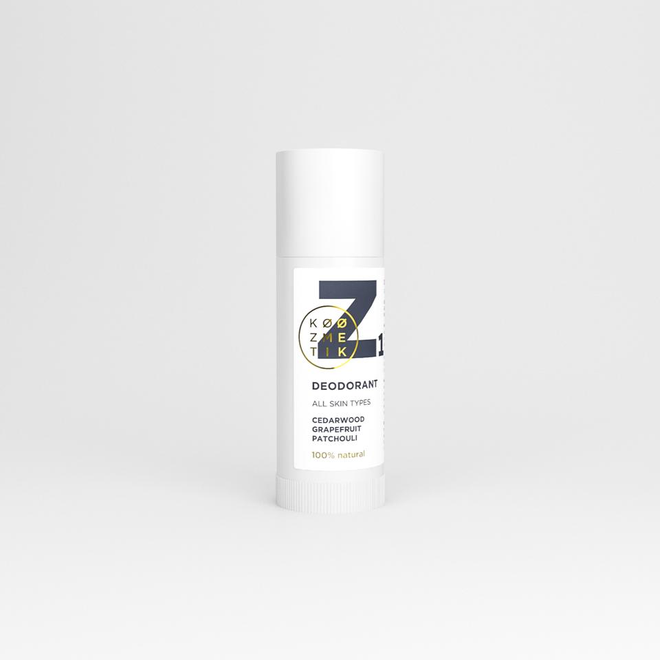 prirodni dezodorans Z1 koozmetik